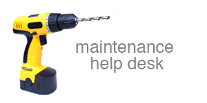 Maintenance Help Desk